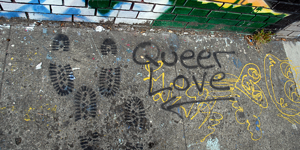 Queer Love on the Street