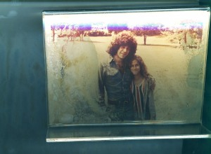 Stephen and Wendy Goodfriend at Camp Alamar in the 70s