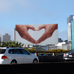 Heart Hands Billboard (Hands-on Healing)