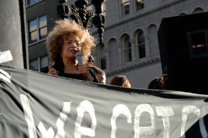 Angela Davis at Oakland General Strike on 11/2/11