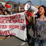 May Day March in Oakland - BAMN