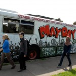 May Day bus
