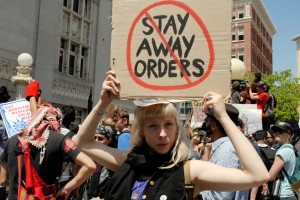 stay away orders