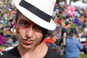 TransMarch SF 2012 portrait