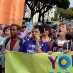 Trans March - Youth Program - SF 2012
