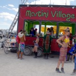 Martini Village. Photo: Wendy Goodfriend