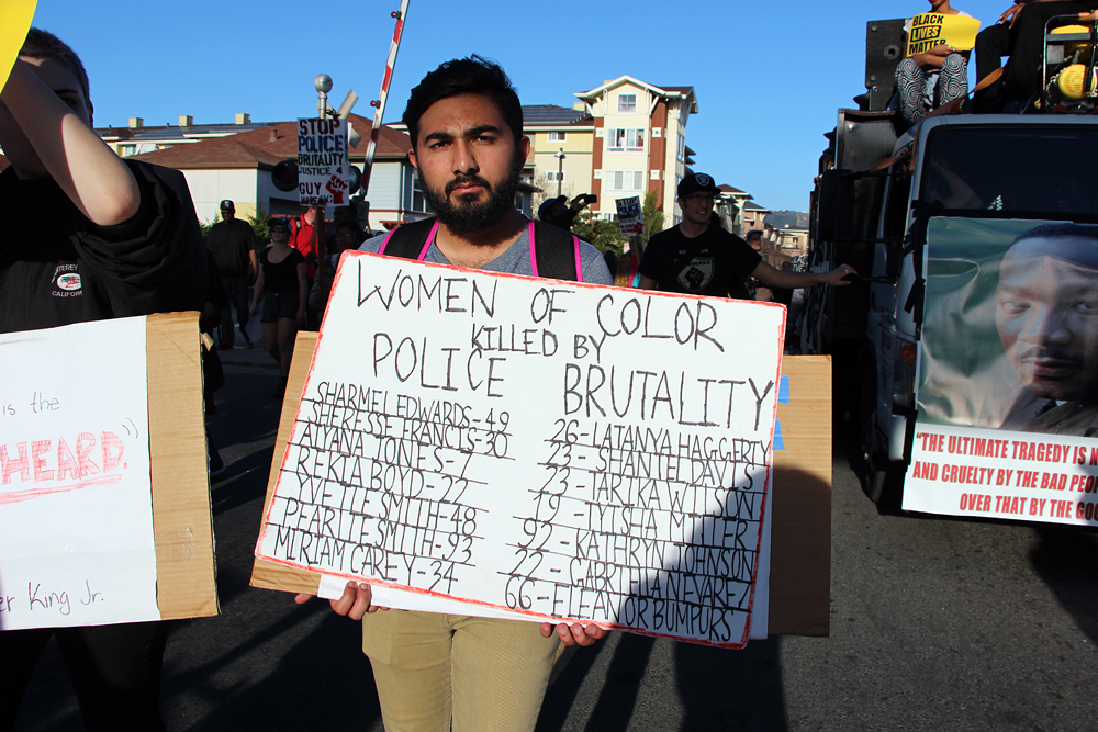 Women of Color Killed by Police Brutality