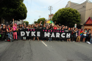 San Francisco Dyke March