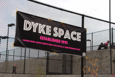 Dyke Space Established 1993