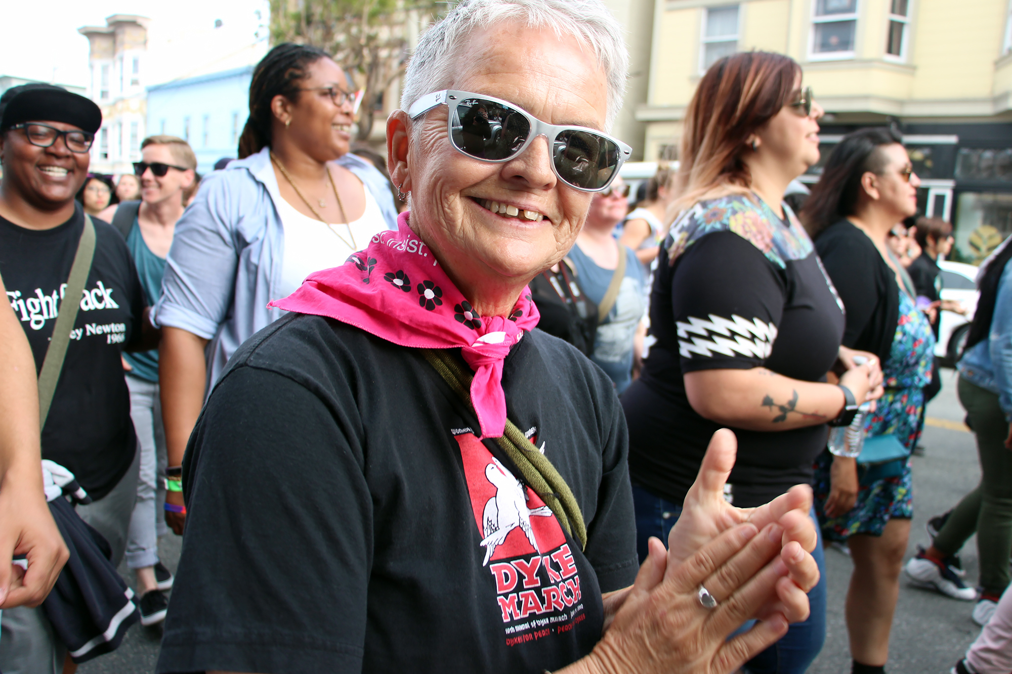 Dyke March elder