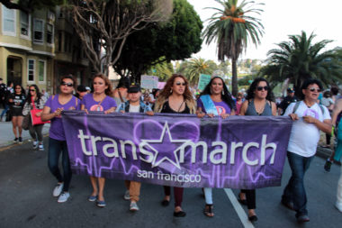 Trans March SF